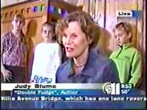 Judy Blume - Answers kid's questions on The WB