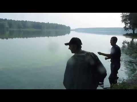 рыбалка в гжелке