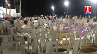 Kodandaram TJS Party Meeting Utter Flop - Dubbaka  live Telugu - netivaarthalu.com