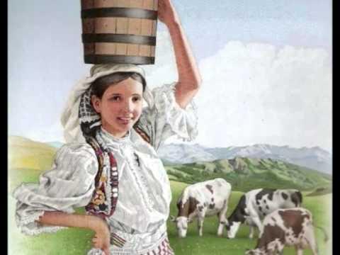 Valle e Çobanit (Traditions of ALBANIA)
