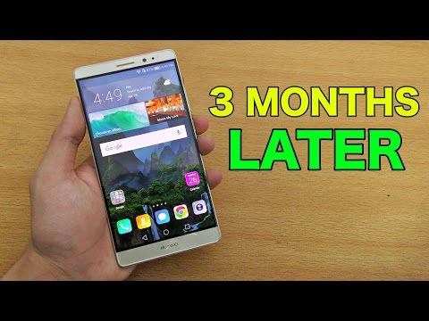 Huawei Mate 8 - After 3 Months - Review (4K)