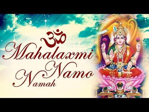 Mahalaxmi Mantra - Om Mahalaxmi Namo Namah By Suresh Wadkar video