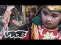 Inside a Wild Indonesian Circumcision Party: Boogie Horse