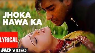 Jhoka Hawa Ka Lyrical Video   Hum Dil De Chuke Sanam   Ajay Devgan, Aishwarya Rai