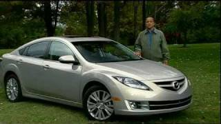 MotorWeek Road Test: 2009 Mazda6