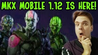 MKX Mobile 1.12 Update IS HERE! Did they even change anything??? IS IT A PRANK?