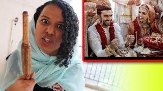 Ranveer Deepika Wedding Madness!