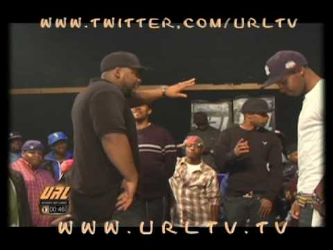 SMACK/ URL Presents Young Miles vs Rich Dolarz Round 1