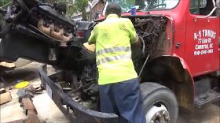 PULLING ROLLBACK ENGINE AND CRUISE IN