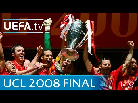 Manchester United v Chelsea: 2008 UEFA Champions League final highlights