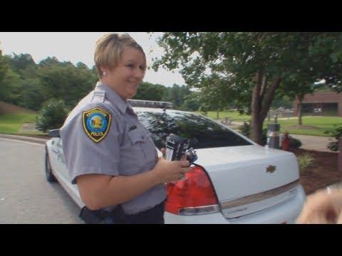 North Carolina Police Officers Caught Speeding (20/20 - ABC News) 10/4/2013  Full Story