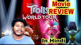 Trolls World Tour Movie Review in Hindi | Explain in Hindi | Movies4u Reaction