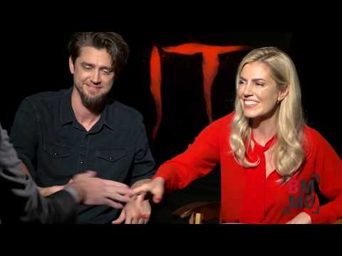 IT More Interviews With Andy & Barbara Muschietti With The Loser's Club Cast
