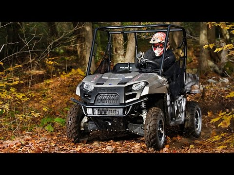 TEST RIDE: 2014 Polaris Ranger 570