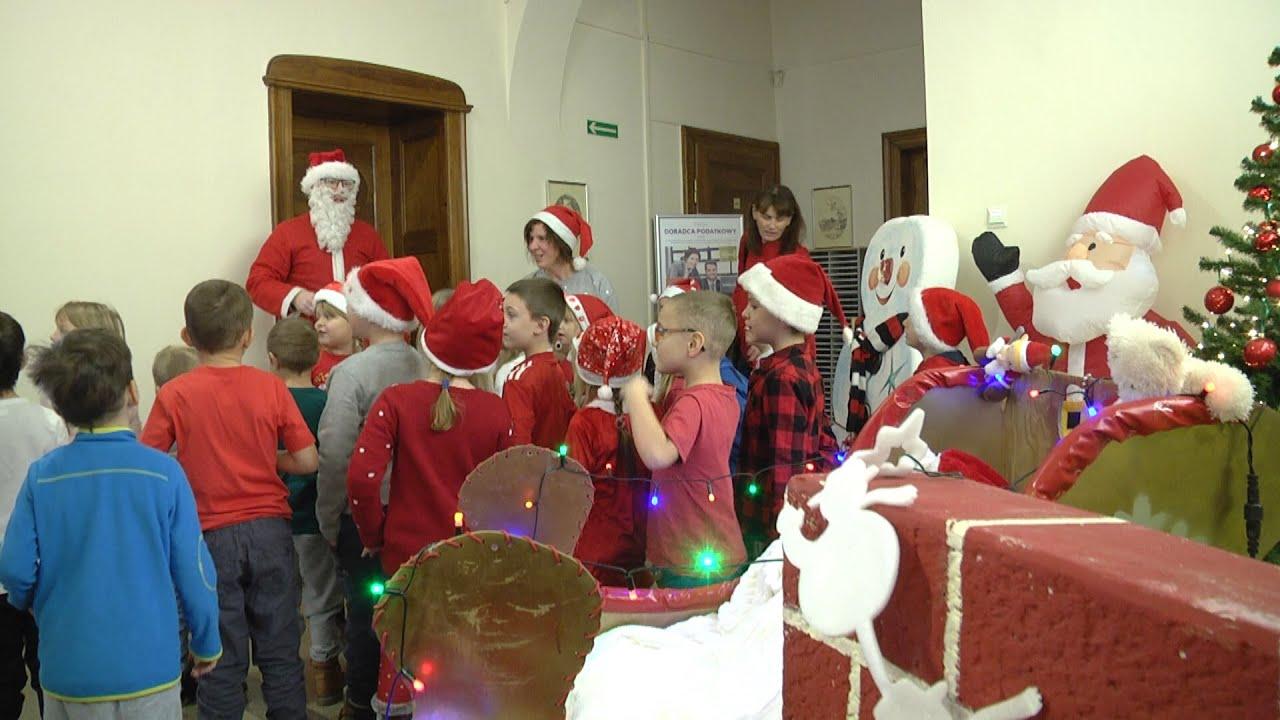 Mikołaj odwiedził Świętochłowice