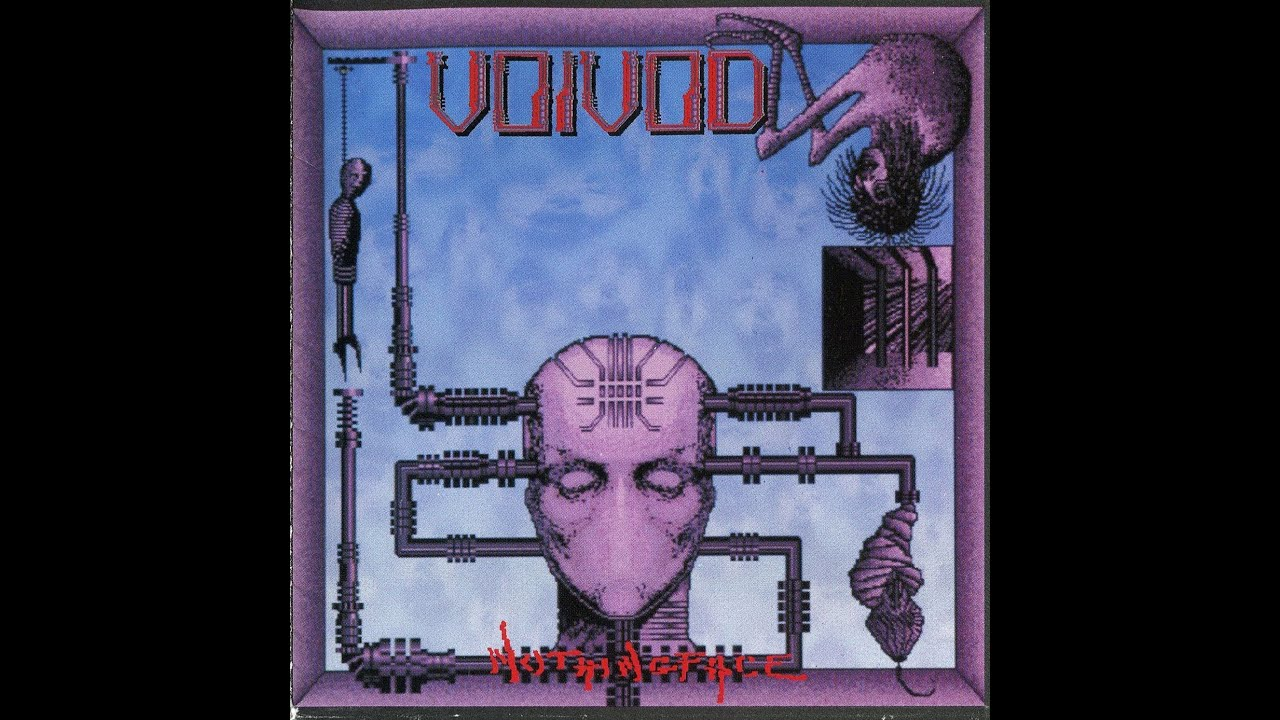 Voivod - Nothingface (1989) [Full Album, HQ, Artwork ...