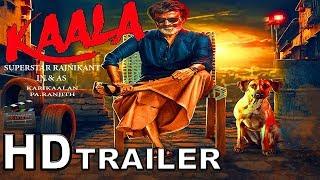 Kaala Official Hindi Trailer | Rajnikanth | Huma Qureshi | Samuthirakanth | Dhanush | Pa.Ranjith