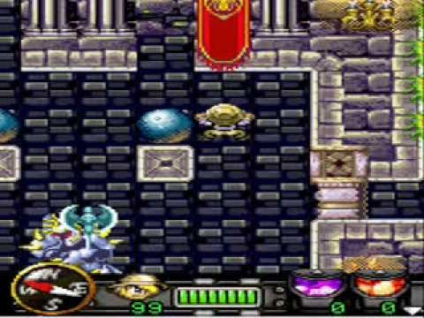 Diamond Rush - Stages of The Boss (Angkor Wat stage 9 Bavaria...