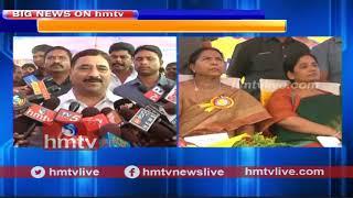 TDP Minister Kalva Srinivas Rao Comments On YSRCP  | hmtv