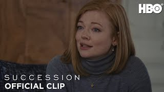 Succession: Logan & Shiv (Season 2 Episode 1 Clip) | HBO