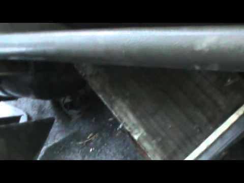 Замена радиатора печки ВАЗ 21099