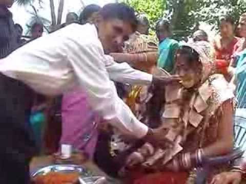 gadwali shadi 2013 rajveer part   6