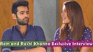 ram-pothineni-and-rashi-khanna-exclusive-interview-shivam-movie-team-ntv