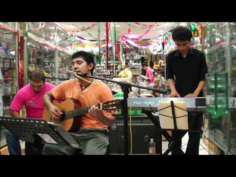 Edgar Rocha y Grupo en Vivo en Sonido Rana, 1