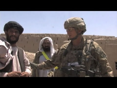 Uneasy allies: Police in highly corrupt Afghanistan work with U.S. troops