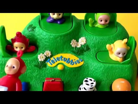 Baby learning - smart toys of kids - Teletubbies pop up Kids Toys 2016