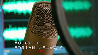 Voice Over Sample - Adrian Jelavic