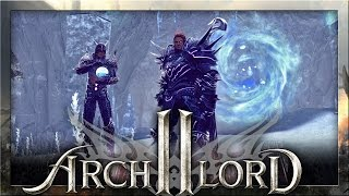 Archlord 2 #012 - [Normal] Dungeon: Eisige Höhle • Archlord 2 Gameplay German