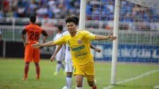 7 Bàn Thắng Của Vua Phá Lưới U21QG Phạm Văn Thành HN. T&T