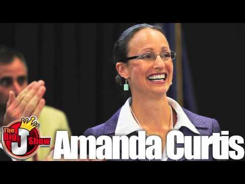 The Big J Show - Amanda Curtis Interview