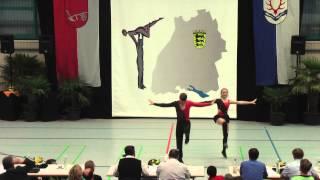 Luca Knies & Christian Langer - LM Baden-Württemberg & Hessen 2015