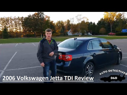 2006 VW Jetta TDI In-Depth Review