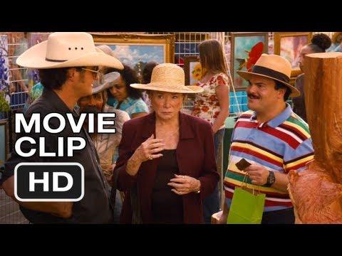 Bernie Movie CLIP #7 (2012) - Art Festival - Jack Black, Richard Linklater Movie (2012) HD