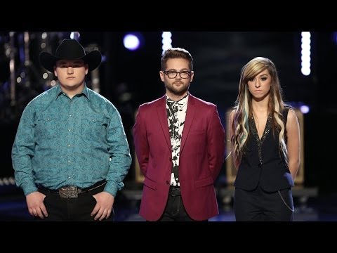 The Voice Season 6 Finale! WINNER *SPOILER*