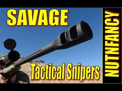 Savage Tactical Snipers: Tactical Elitists Need Not Apply [FULL REVIEW]
