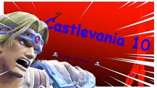 Castlevania but its like REALLY bad