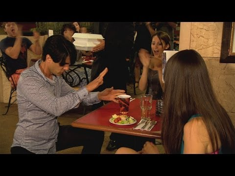 Criss Angel BeLIEve: Floating Coffee (On Spike)