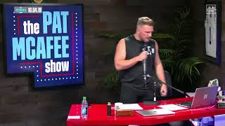 The Pat McAfee Show | Friday, October 4th