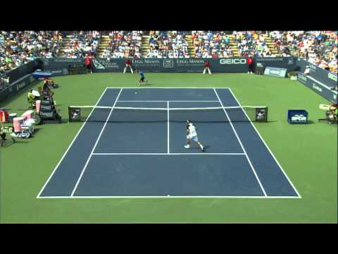 2010 Olympus 全米オープン Series Recap: Week 3 (Legg Mason テニス Classic)