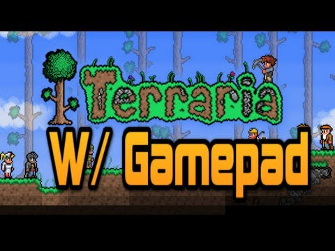 Tutorial: How To Play Terraria PC With A Gamepad/Joystick