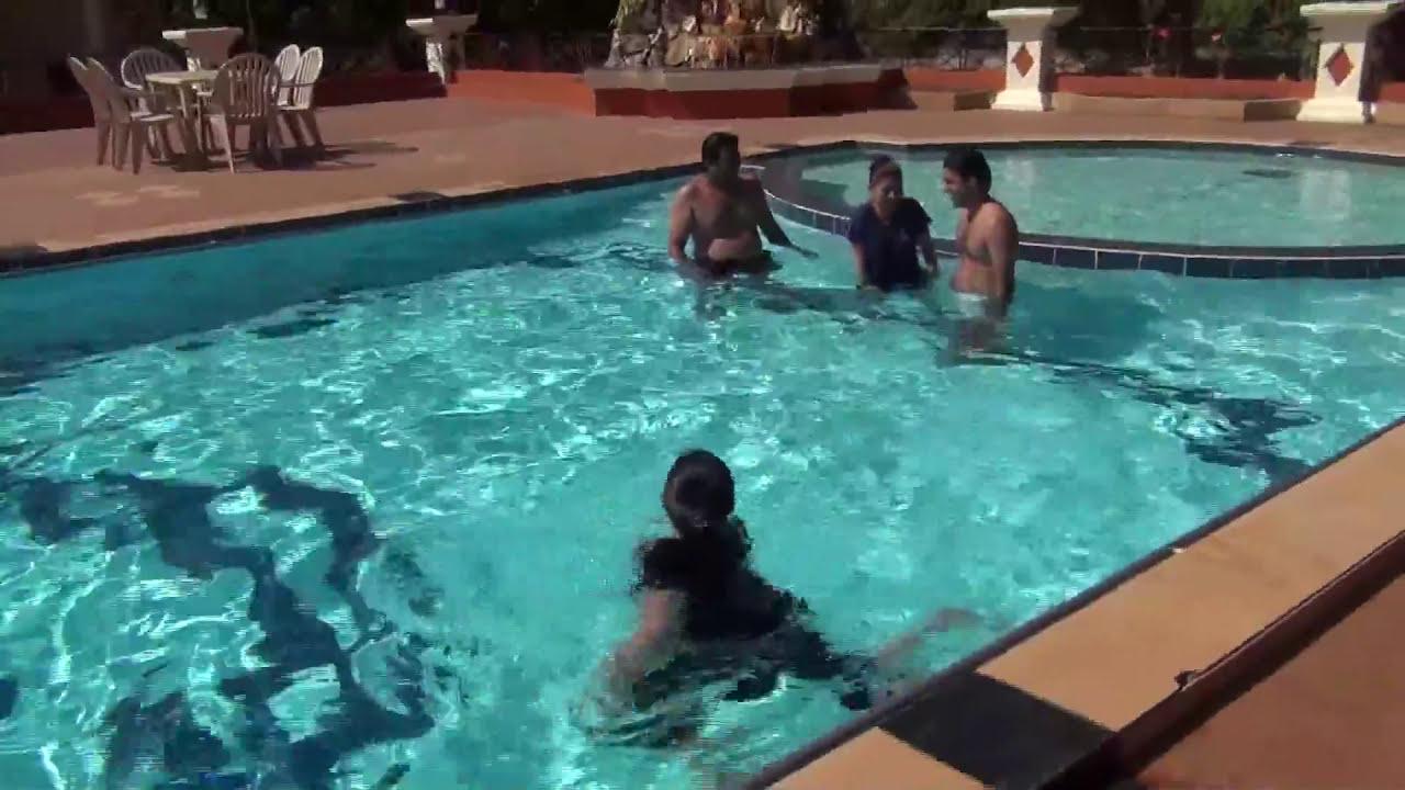 Hotel Dreamland Swimming Pool Mahabaleshwar Youtube
