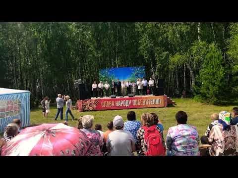 Митинг в честь 75 летия орловской стратегической наступательной операции «Кутузов»