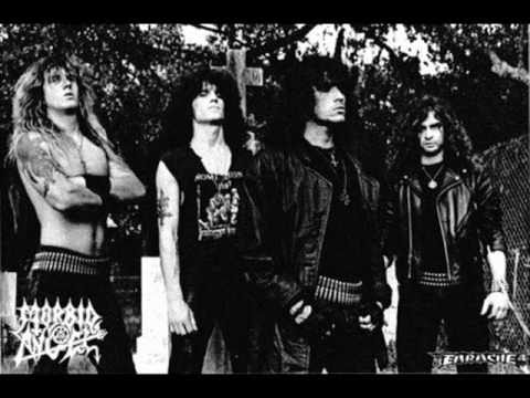 Morbid Angel - Place Of Many Deaths [demo]
