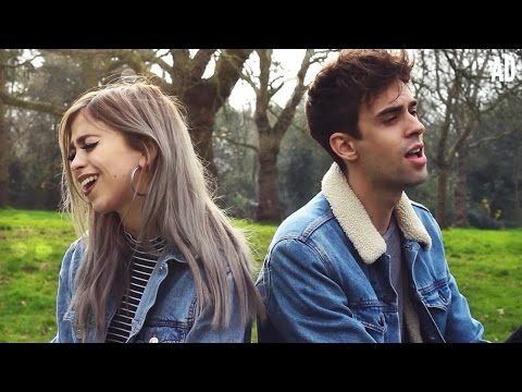 Beauty and the Beast - Ariana Grande ft. John Legend (Cover By Bethan Leadley and ROLLUPHILLS) ad