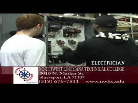 Northwest Louisiana Technical College ELECTRICIAN by ELAW