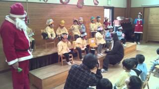 2013/12月誕生会主役自己紹介